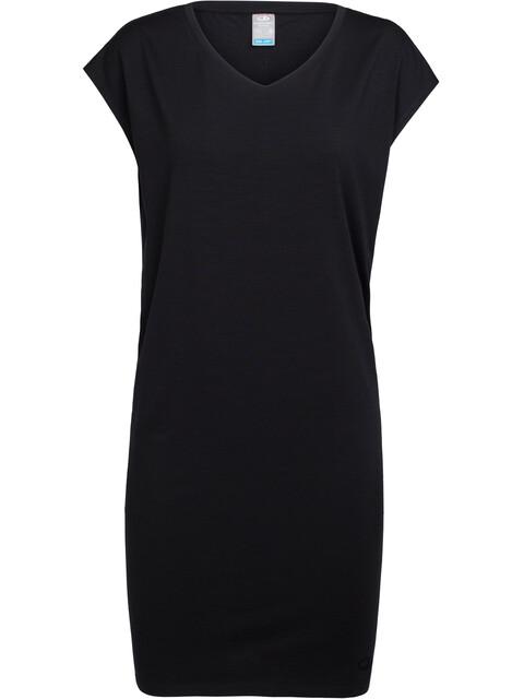 Icebreaker W's Yanni Tee Dress black